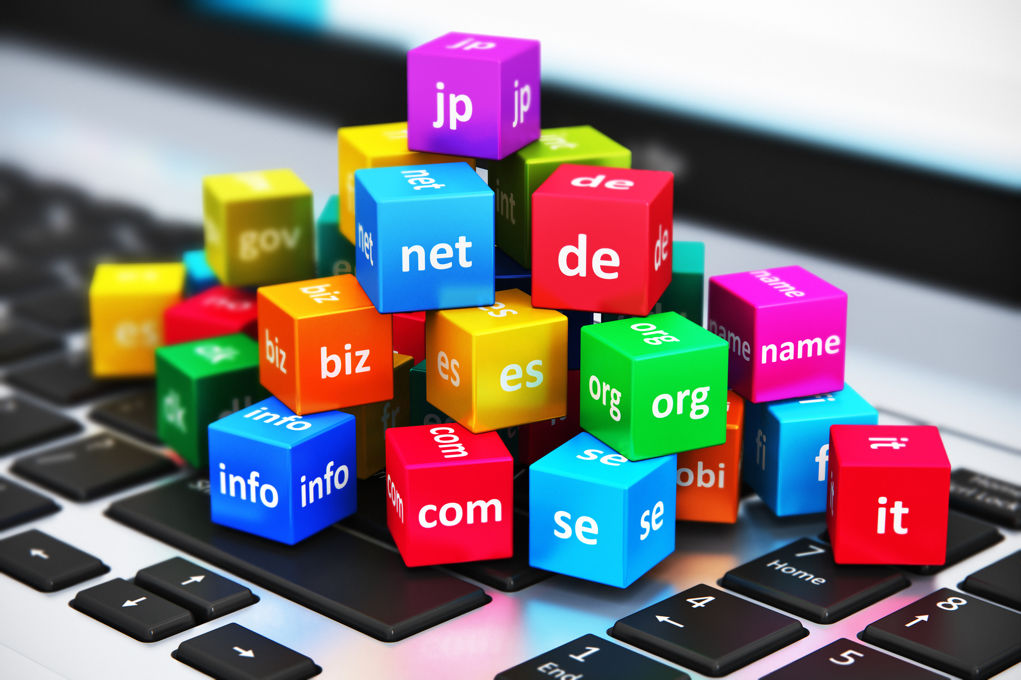 buying and selling domain names